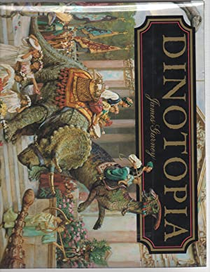 Dinotopia SIGNED First Edition: James Gurney