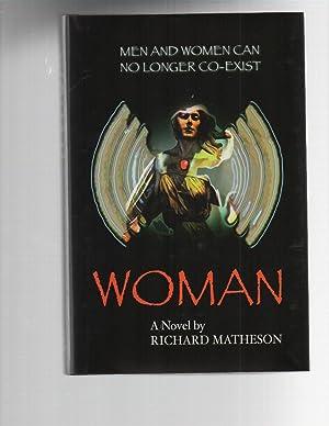 Woman SIGNED Limited Edition: Richard Matheson