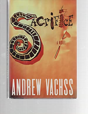 Sacrifice SIGNED: Andrew Vachss