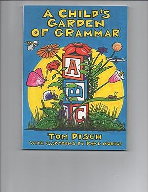 A Child's Garden of Grammar SIGNED: Thomas M. Disch
