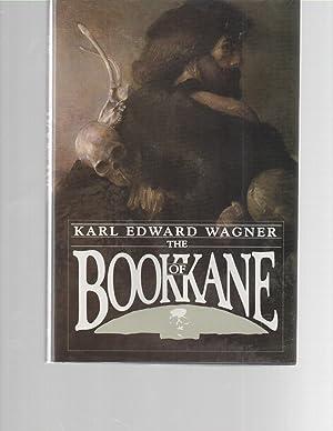 The Book of Kane SIGNED: Karl Edward Wagner