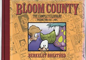 Bloom County : The Complete Library Volume Two 1982 -1984 SIGNED Edition