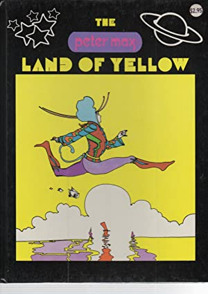 The Peter Max Land of Blue / Land of Yellow / Land of Red: Peter Max