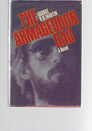 The Armageddon Rag SIGNED: George R. R. Martin