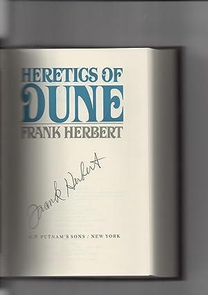 Heretics of Dune Dune: Frank Herbert