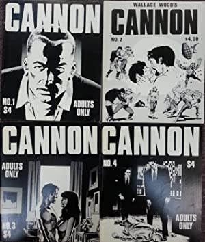 Cannon 1,2,3,4: Wally (Wallace ) Wood