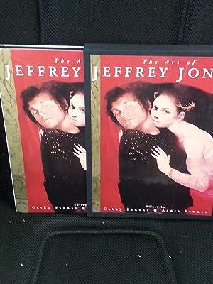 The Art of Jeffrey Jones: Jeffrey Jones (Cathy & Arnie Fenner ed)