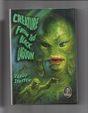 Creature From the Black Lagoon SIGNED by: Vargo Statten /