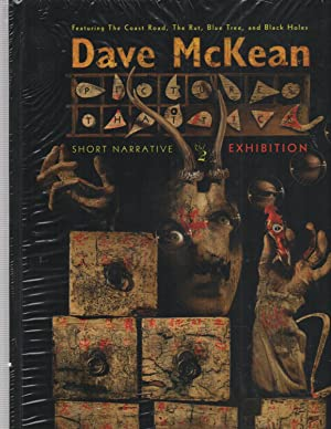 Pictures That Tick 2 : Short Narrative Exhibition SIGNED: Dave McKean