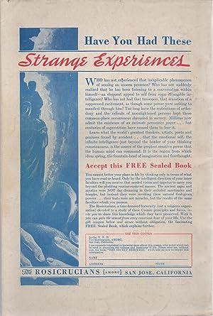 Weird Tales Vol. 32 #2 August 1938