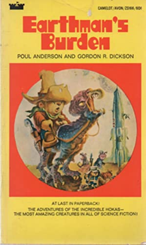 Earthman's Burden SIGNED by BOTH: Poul Anderson / Gordon R. Dickson