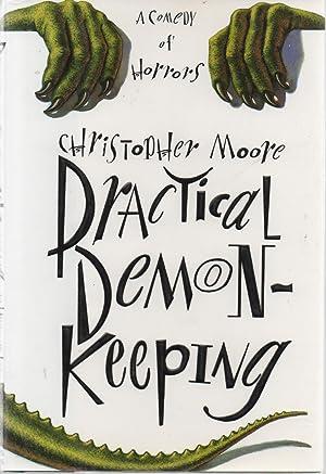Practical Demonkeeping SIGNED: Christopher Moore
