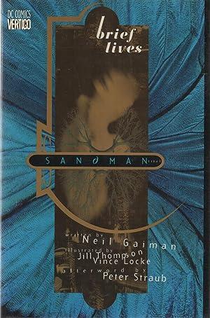Sandman : Brief Lives: Neil Gaiman &