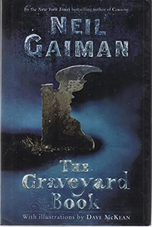 The Graveyard Book SIGNED x 2: Neil Gaiman / Dave McKean