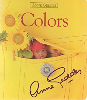 Colors SIGNED: Anne Geddes