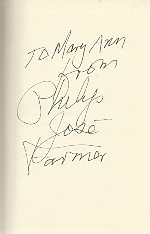 Riverworld and Other Stories SIGNED: Philip Jose Farmer