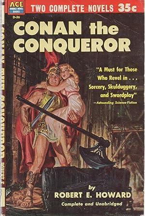 Conan the Conqueror / The Sword of Rhiannon: Robert E. Howard / Leigh Brackett