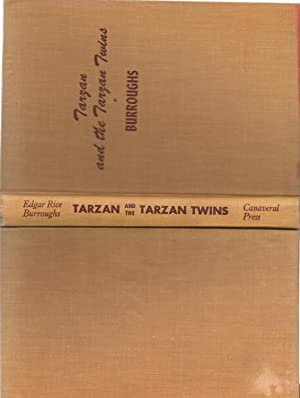 Tarzan and the Tarzan Twins: Edgar Rice Burroughs