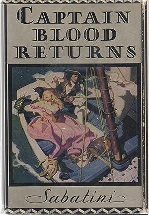 Captain Blood Returns: Rafael Sabatini