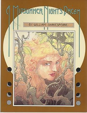 A Midsummer Night's Dream: William Shakespeare / Charles Vess