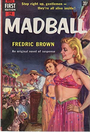 Madball PBO: Fredric Brown