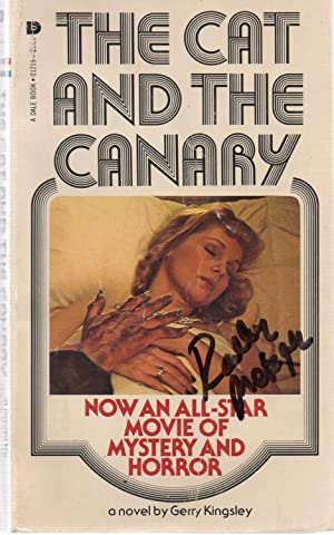 The Cat and the Canary SIGNED by Director: Gerry Kingsley (Radley Metzger)
