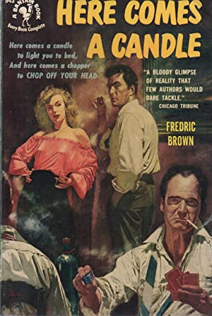Here Comes a Candle: Fredric Brown