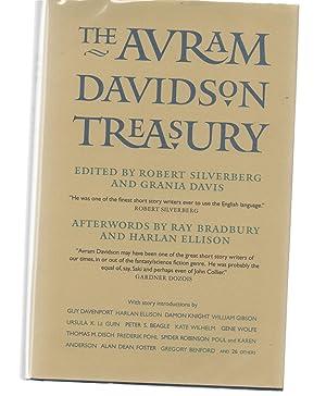 The Avram Davidson Treasury: Avram Davidson