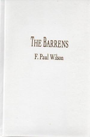 The Barrens: F. Paul Wilson