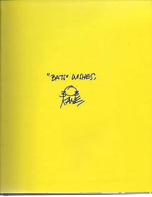Batman & Me SIGNED: Bob Kane with Tom Andrae