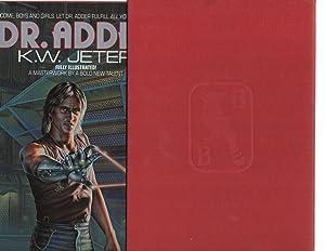 Dr. Adder SIGNED Limited Edition: K. W. Jeter