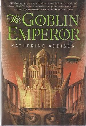 The Goblin Emperor: Katherine Addison a.k.a. Sarah Monette