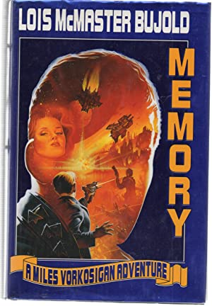 Memory SIGNED first edition: Lois McMaster Bujold