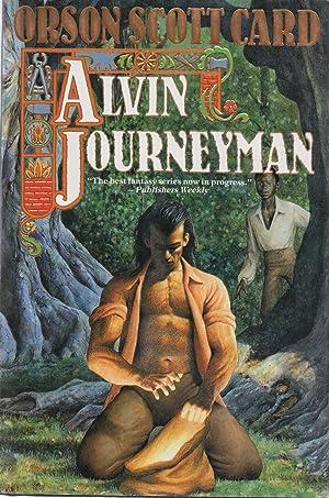Alvin Journeyman SIGNED: Orson Scott Card