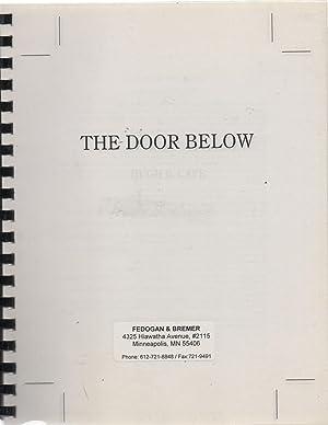 The Door Below SIGNED Advance Proof: Hugh B. Cave