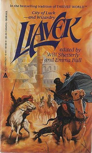 Liavek (1) SIGNED by 7: Will Shetterly & Emma Bull (ed)
