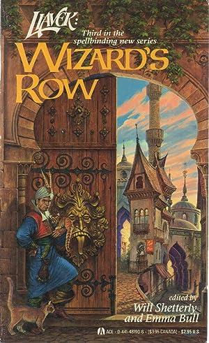 Liavek 3 : Wizard's Row SIGNED by 7: Emma Bull & Will Shetterly (ed)