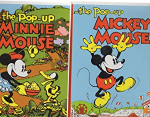 The Pop-Up Mickey Mouse / The Pop-Up: Walt Disney