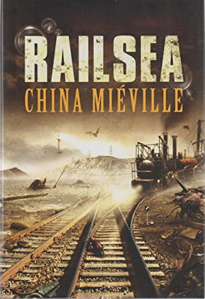 Railsea SIGNED Limited Edition