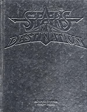 The Stars My Destination Vol. 1 SIGNED / Limited Edition