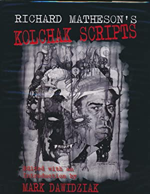 Kolchak Scripts SIGNED Limited Edition SIGNED x 3