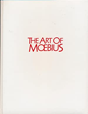The Art of Moebius SIGNED of 100 copies