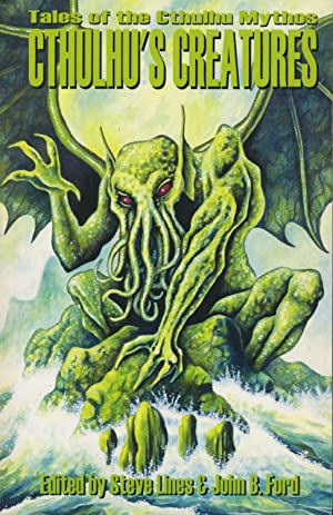 Cthulhu's Creatures SIGNED limited edition