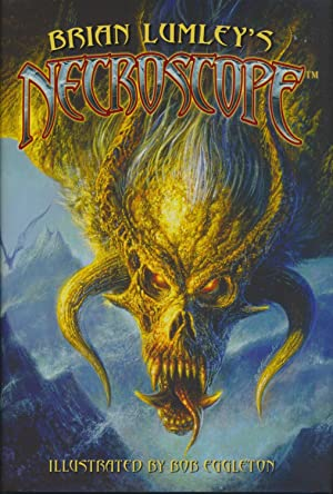 Necroscope SIGNED limited edition