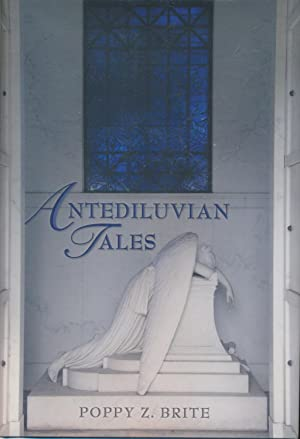 Antediluvian Tales SIGNED limited edition