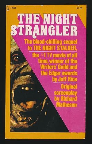 The Night Strangler SIGNED PBO: Richard Matheson (aka