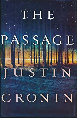 The Passage SIGNED: Justin Cronin