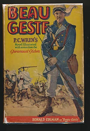 Beau Geste (Photoplay edition w/Ronald Colman): P.C. Wren