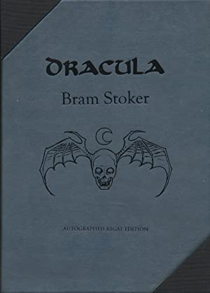 Dracula : Autographed Regal Edition