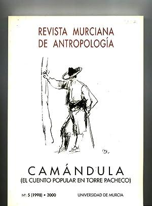 CAMÁNDULA. EL CUENTO POPULAR EN TORRE PACHECO. Revista murciana de antropología. n&...